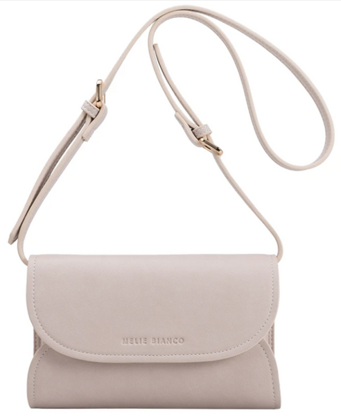Cleo Convertible Belt Bag - Bone