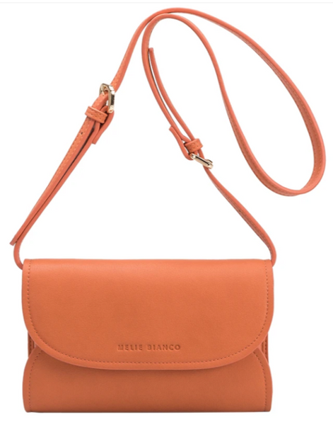 Cleo Convertible Belt Bag - Peach