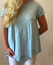 Sky Short Sleeve Tunic