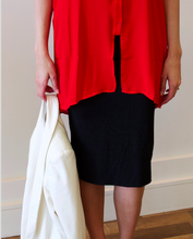 Benn Tunic - Red