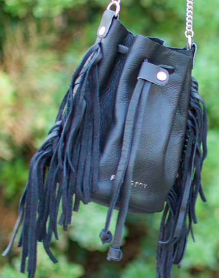 *PRE-ORDER* Marty Mini Bucket - Black