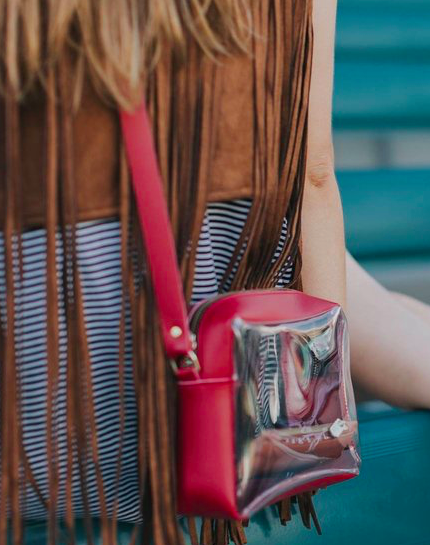 *PRE-ORDER* Leigh Crossbody Red