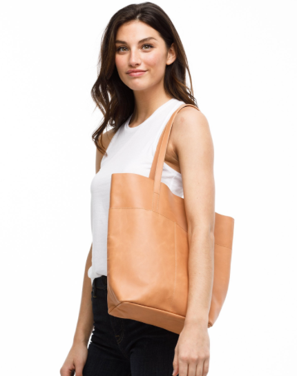 Selam Tote: Pink Sand