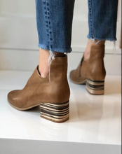 572 bootie - Taupe