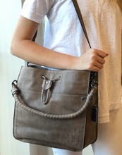 Demi Hobo - Taupe Leather