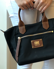Ivy Small Satchel - Black