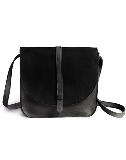 Tirhas SaddleBag - Black