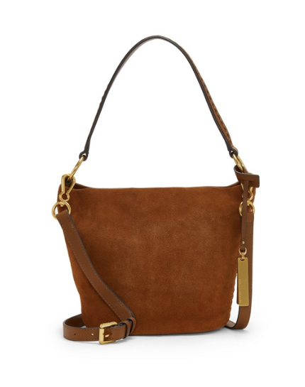 Suza Bucket Bag - Brown
