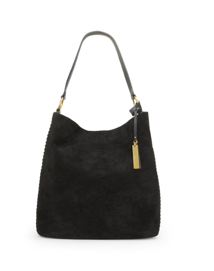 Suza Hobo Bag - Black