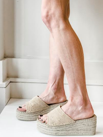 Bibi Lou- Natural Wedges