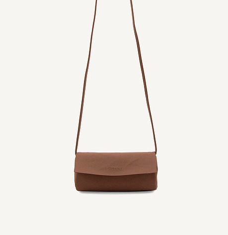 Full Moon Bag - Chestnut