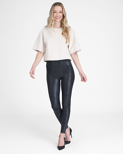 Spanx Hip Zip Legging