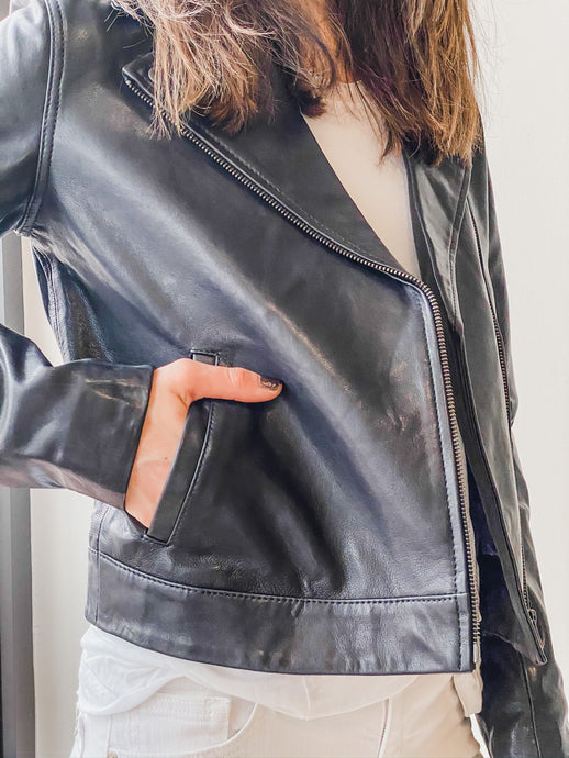 Maha Leather Jacket