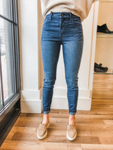 The Maite High Rise Super Skinny Jeans