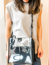 Janice Clear Bag