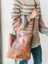 Mihiret Crossbody- whiskey