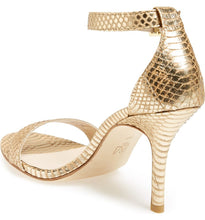 Kacey - Metallic Gold Snake