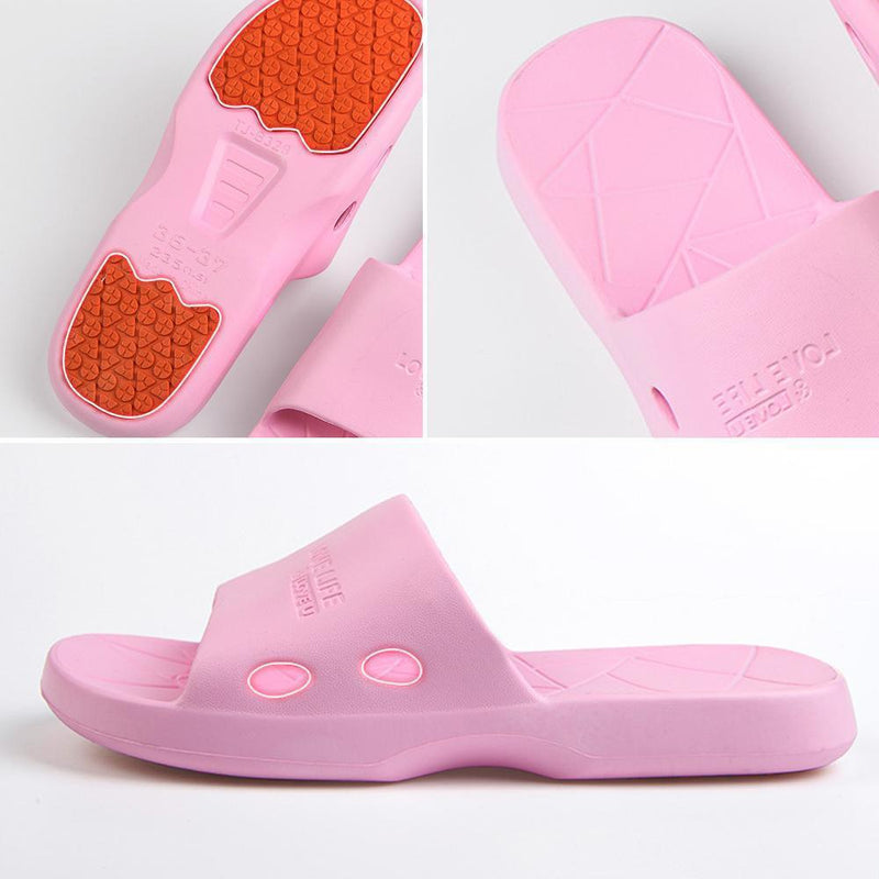 Household Anti-slip Couple Slippers