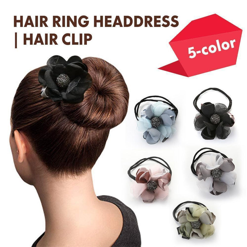 Cadevot™ Hair Ring Headdress | Hair Clip
