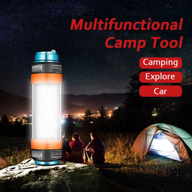 Multifunctional Camp Tool