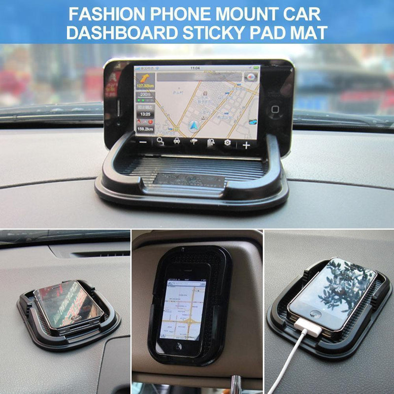 Fashion Phone Mount Car Dashboard Sticky Pad Mat
