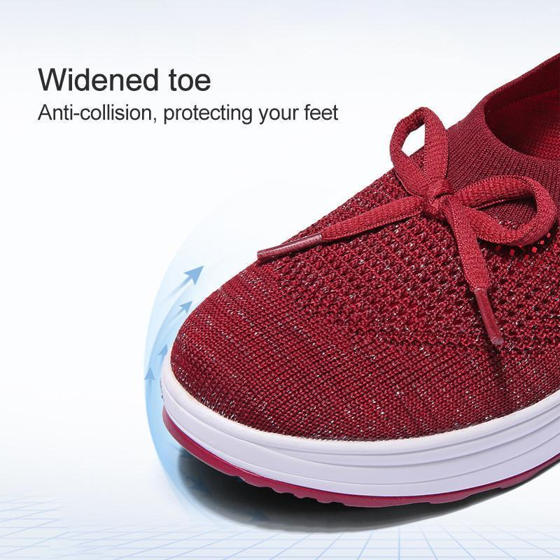 Cadevot™ Woven Breathable Shoes