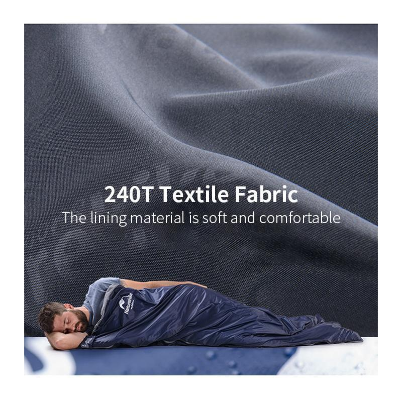 Cadevot™ Sleeping Bag Liner and Camping Sheet