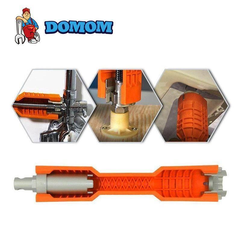 Domom Faucet and Sink Installer Model 2019