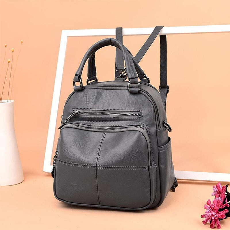 Multi-functional Backpack, Handbag & Shoulder Bag