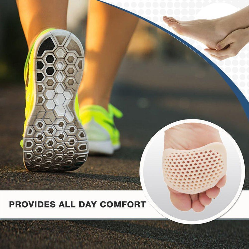 Breathable Forefoot Gel Pads