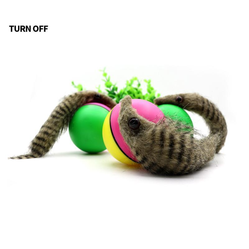 Weasel Ball For Pets