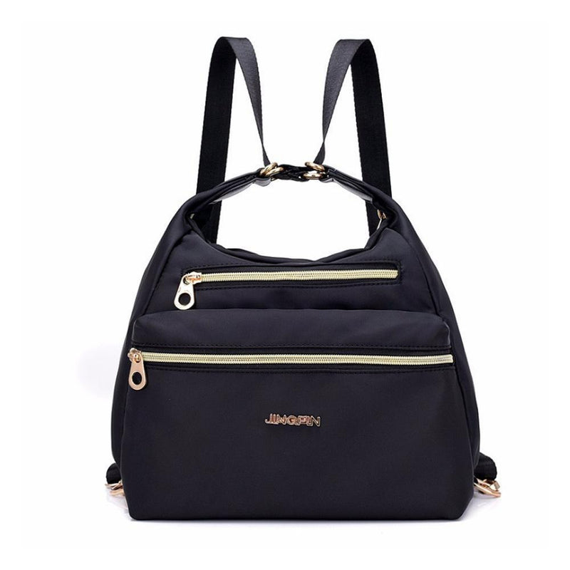Cadevot™ Bag with Double Zippers, Handbag and Shoulder Bag