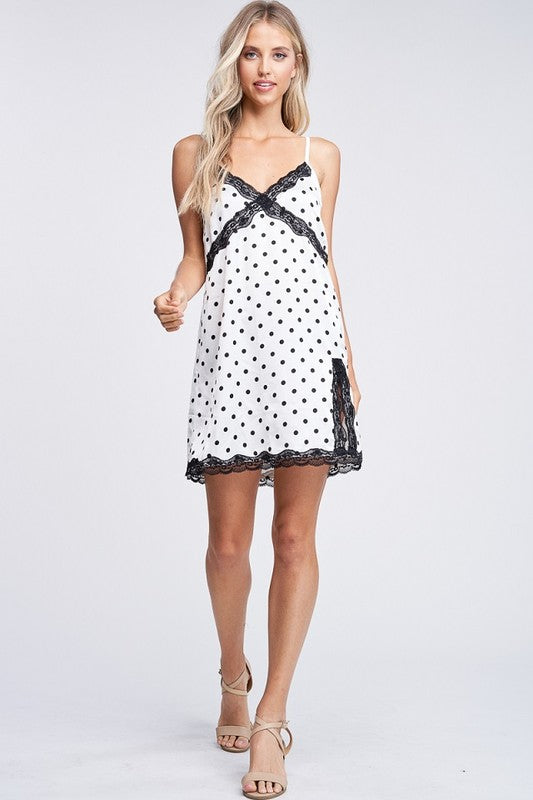 Vanessa Slip Dress