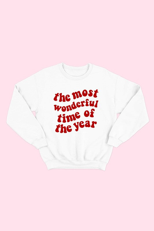Wonderful Christmas Sweatshirt
