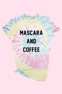 Mascara and Coffee T-shirt