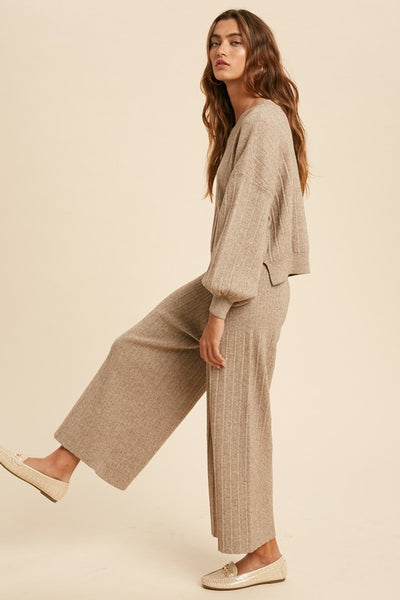 Milano Pants Set