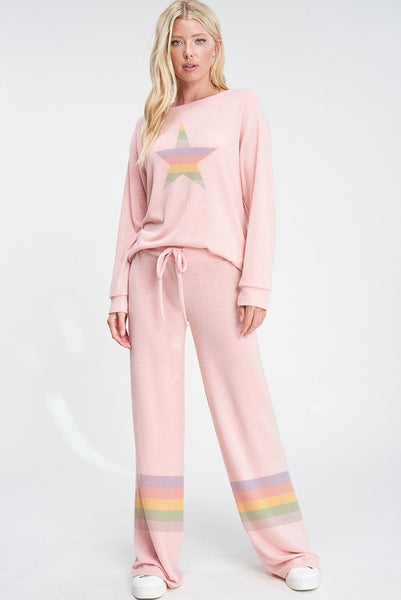 Star Pants Set