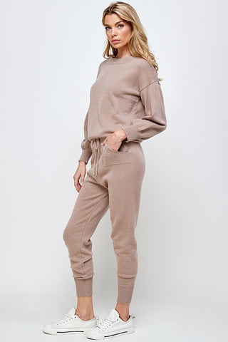 Vienna Pants Set