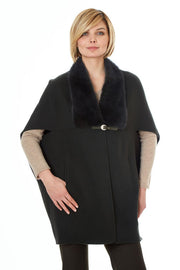Diomi caplet coat 5150WC