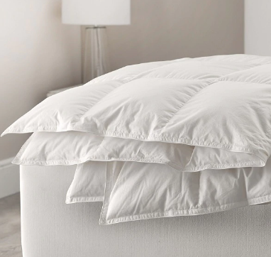 Canadian down comforter cover