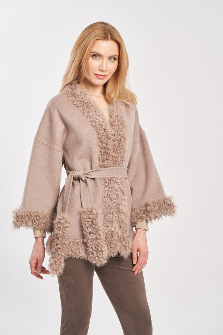 Diomi jacket 8088Lamb