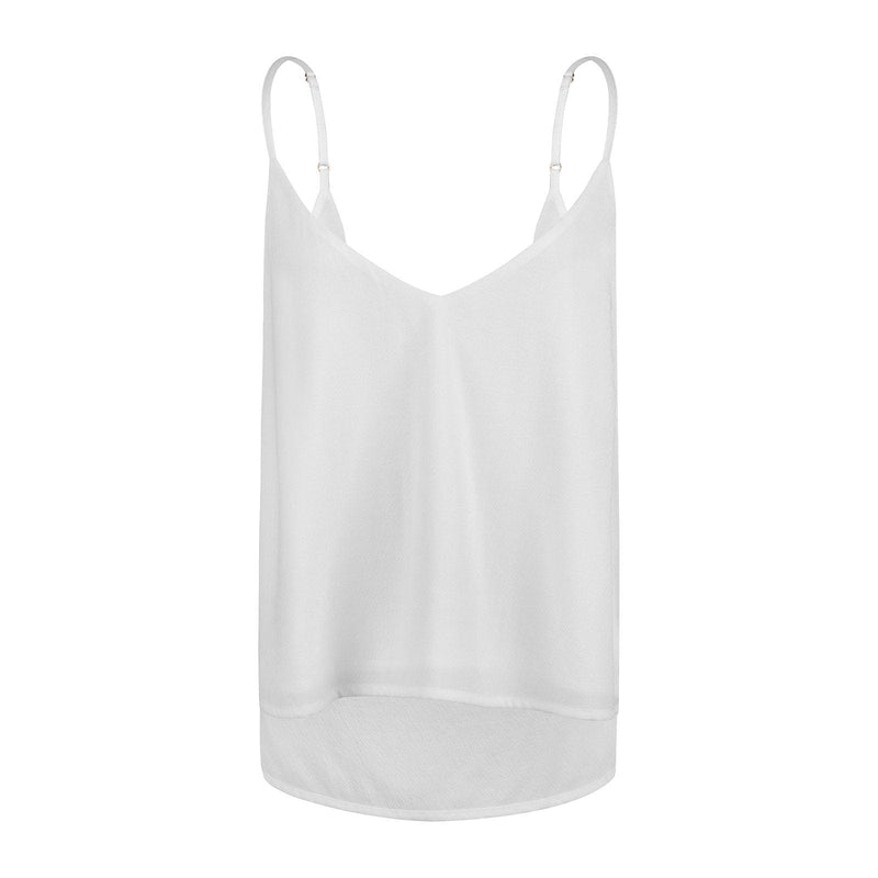 Sancia Hanni Top - White