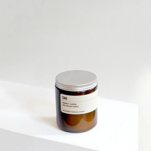 Posie Amber Jar Soy Candle 250g - Chi