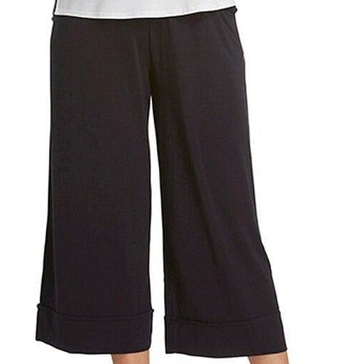 Tani Culotte Wide Leg Resort Pant- French Navy