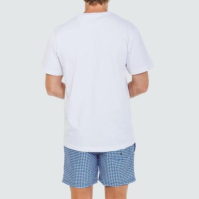 Ortc Clothing Co Flag T-Shirt - White