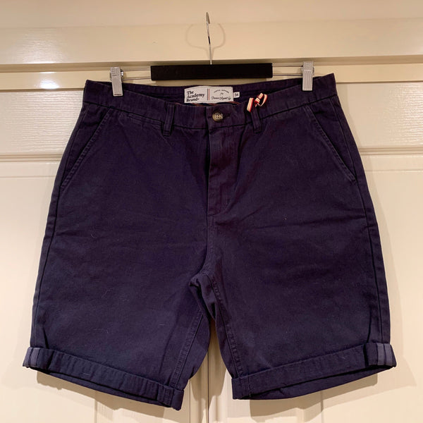The Academy Brand Monaco Short- Navy