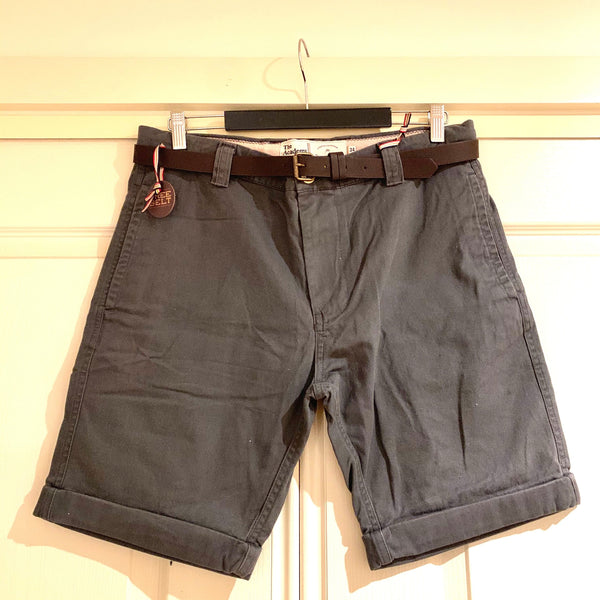 Academy Brand Santiago Short - Charcoal