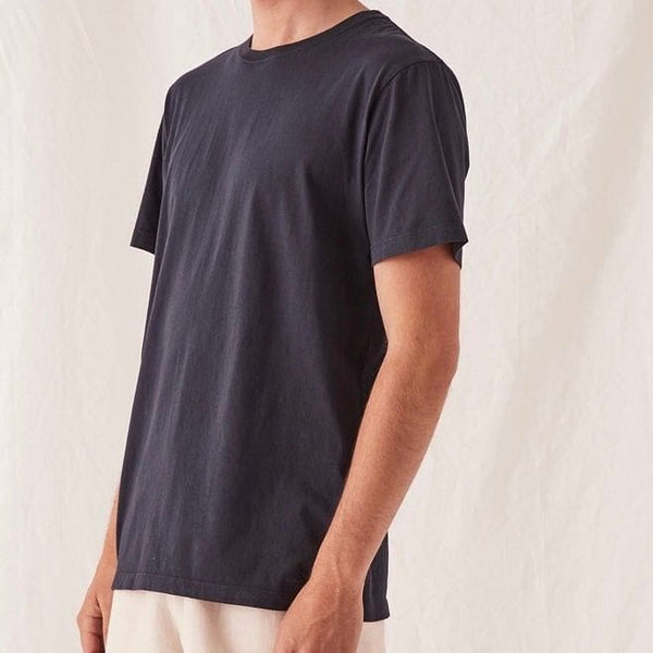 Assembly Label Standard Tee - True Navy