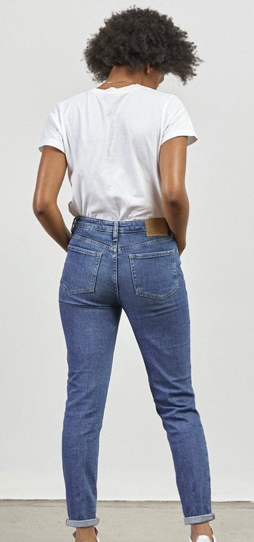 Outland Denim Lucy Jeans - New Blue