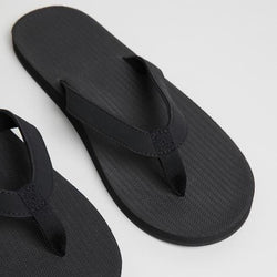 Indosole Men's Thongs / Flip-flops - Black